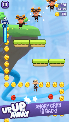 Angry Gran Up Up and Away – Jump 1.3.1 cheathackgameplayapk modresources generator 2