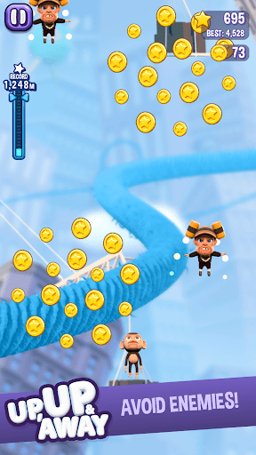 Angry Gran Up Up and Away – Jump 1.3.1 cheathackgameplayapk modresources generator 4