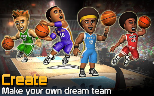 BIG WIN Basketball cheathackgameplayapk modresources generator 1
