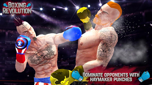 BOXING REVOLUTION – BOXING GAMES KNOCK OUT 1.5 cheathackgameplayapk modresources generator 3