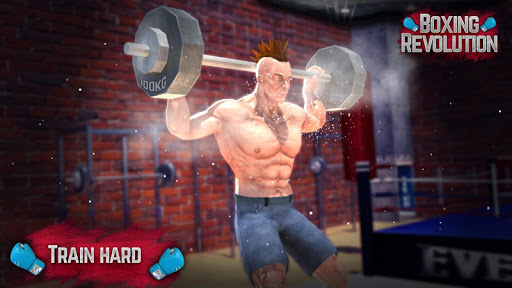 BOXING REVOLUTION – BOXING GAMES KNOCK OUT 1.5 cheathackgameplayapk modresources generator 4