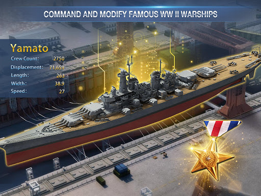 Battleship Empire WW2 Naval Battles and Warships 1.0.2 cheathackgameplayapk modresources generator 2