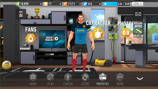 Be A Legend Soccer cheathackgameplayapk modresources generator 5