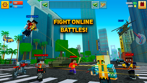 Block City Wars skins export cheathackgameplayapk modresources generator 2