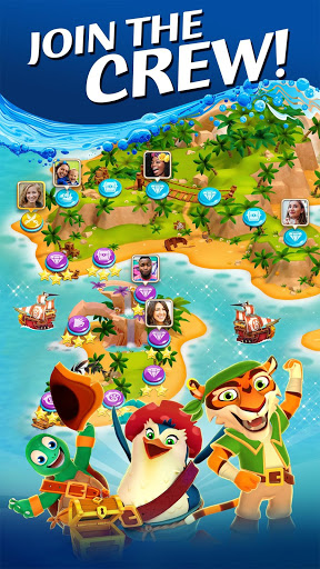 Booty Quest – Match 3 – Pirate Treasure Game cheathackgameplayapk modresources generator 4