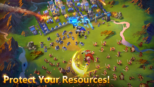 Castle Clash Heroes of the Empire US cheathackgameplayapk modresources generator 3