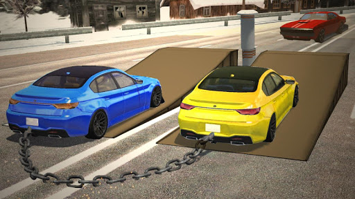 Chained Car Racing Games 3D cheathackgameplayapk modresources generator 4