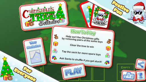 Christmas Tree Solitaire 1.04 cheathackgameplayapk modresources generator 4