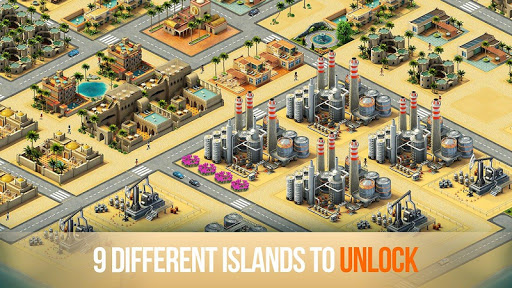 City Island 3 – Building Sim Little to a Big Town cheathackgameplayapk modresources generator 3
