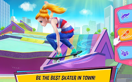City Skater – Rule the Skate Park cheathackgameplayapk modresources generator 1