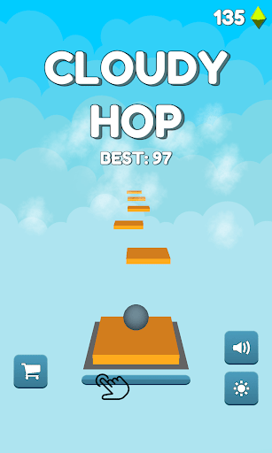 Cloudy Hop 1.6.0 cheathackgameplayapk modresources generator 1