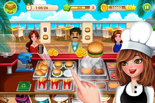 Cooking Talent – Restaurant fever 1.0.6 cheathackgameplayapk modresources generator 2