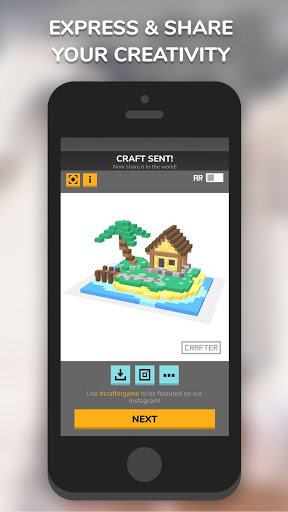 Crafter AR Build Battle 1.0.2 cheathackgameplayapk modresources generator 4