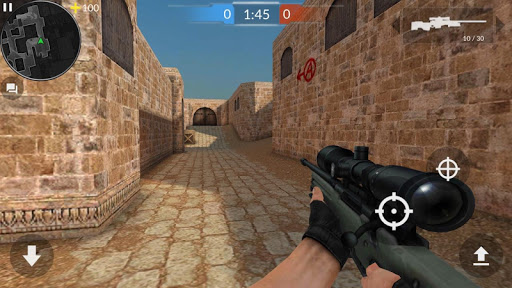 Critical Strike CS Counter Terrorist Online FPS cheathackgameplayapk modresources generator 4