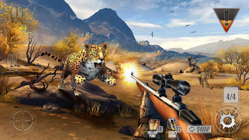 DEER HUNTER CLASSIC cheathackgameplayapk modresources generator 3