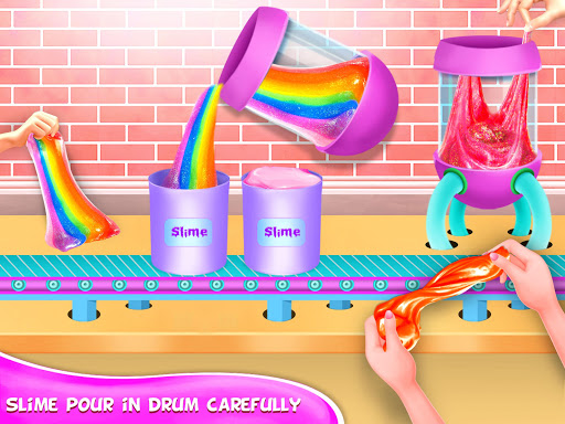 DIY Slime Maker Factory Jelly Making Game 1.0 cheathackgameplayapk modresources generator 4