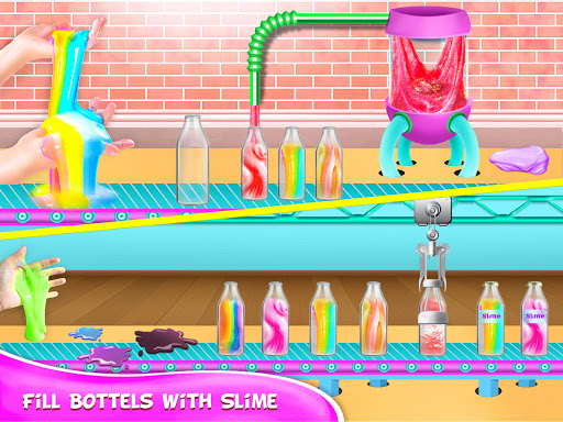 DIY Slime Maker Factory Jelly Making Game 1.0 cheathackgameplayapk modresources generator 5