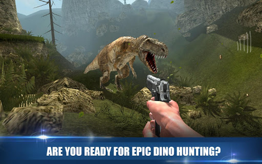 Dinosaur Hunter Free Survival Game 1.1 cheathackgameplayapk modresources generator 4