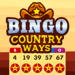 Download Bingo Country Ways: Free Bingo Game – Live Bingo  APK, APK MOD, Bingo Country Ways: Free Bingo Game – Live Bingo Cheat