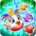 Download Birds Pop Mania: Match 3 Game  APK, APK MOD, Birds Pop Mania: Match 3 Game Cheat