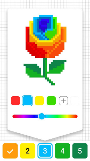 Draw.ly – Color by Number Pixel Art Coloring 1.0.8 cheathackgameplayapk modresources generator 4