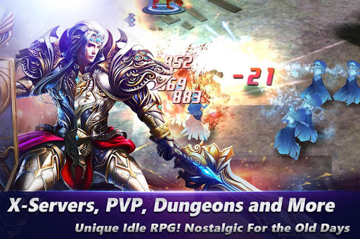 EverBattle – Nonstop Fight cheathackgameplayapk modresources generator 3