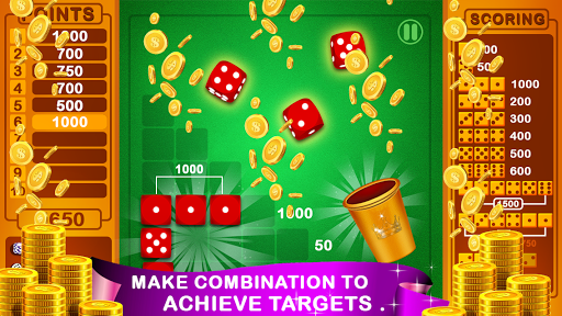 Farkle King The Dice Game 1.0.3 cheathackgameplayapk modresources generator 5