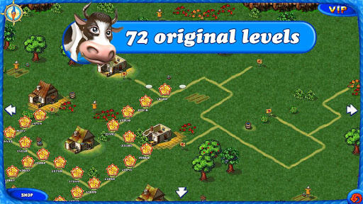 Free Download Farm Frenzy Free: Time management game APK