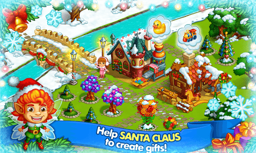 Farm Snow Happy Christmas Story With Toys amp Santa cheathackgameplayapk modresources generator 5