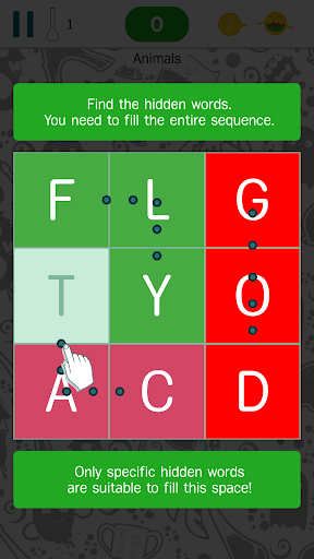 Fill-The-Words Themes cheathackgameplayapk modresources generator 1