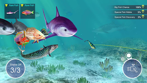 FishingStrike 1.16.6 cheathackgameplayapk modresources generator 5