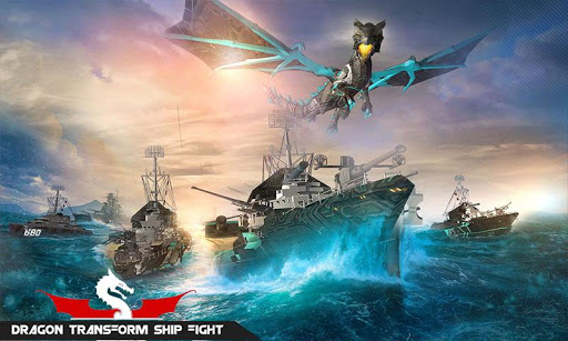 Flying Dragon Transformation Robot Battleship Game 1.2 cheathackgameplayapk modresources generator 1