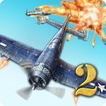 Free Download AirAttack 2 – WW2 Airplanes Shooter  APK, APK MOD, AirAttack 2 – WW2 Airplanes Shooter Cheat