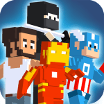 Free Download Crossy Heroes: Avengers of Smashy City  APK, APK MOD, Crossy Heroes: Avengers of Smashy City Cheat