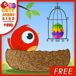 Free Download Cute Angry Bird : Eggs  APK, APK MOD, Cute Angry Bird : Eggs Cheat