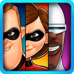 Free Download Disney Heroes: Battle Mode APK, APK MOD, Cheat