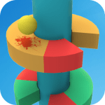 Free Download Helix Ball Drop 2 APK, APK MOD, Helix Ball Drop Cheat