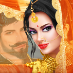 Free Download Indian Bride Doll Salon For Wedding 1.0.2 APK, APK MOD, Indian Bride Doll Salon For Wedding Cheat