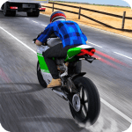 Free Download Moto Traffic Race APK, APK MOD, Cheat