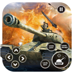 Free Download Real Battle of Tanks 2017: Army World War Machines 1.1 APK, APK MOD, Real Battle of Tanks 2017: Army World War Machines Cheat