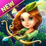 Free Download Robin Hood Legends – A Merge 3 Puzzle Game  APK, APK MOD, Robin Hood Legends – A Merge 3 Puzzle Game Cheat