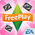 Free Download The Sims FreePlay  APK, APK MOD, The Sims FreePlay Cheat