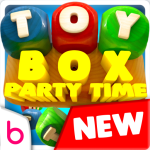 Free Download Toy Box Party Blast Time – Match Crush Toon Cubes  APK, APK MOD, Toy Box Party Blast Time – Match Crush Toon Cubes Cheat