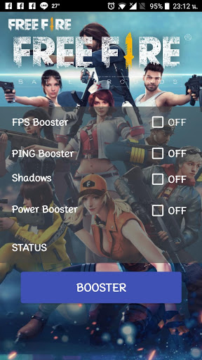 Free Fire FPS and PING Booster 1.0 cheathackgameplayapk modresources generator 1