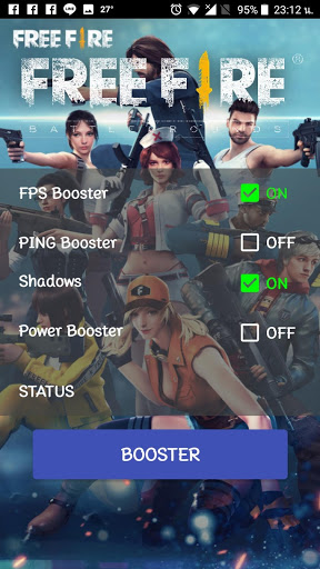 Free Fire FPS and PING Booster 1.0 cheathackgameplayapk modresources generator 3