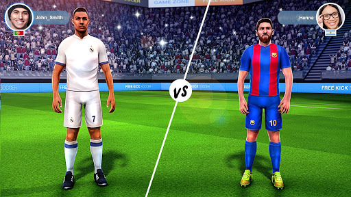 Free Download FreeKick PvP Football 1 1 1 APK, APK MOD, FreeKick PvP