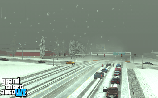 GTA Winter Edition Mod 1.0 cheathackgameplayapk modresources generator 3