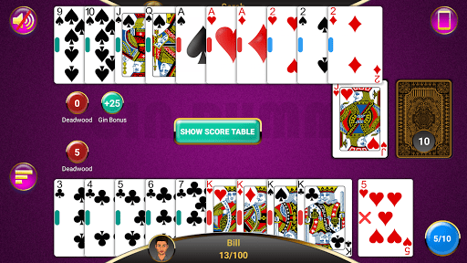 Gin Rummy cheathackgameplayapk modresources generator 4