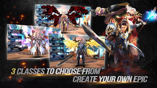 Goddess Primal Chaos – Free 3D Action MMORPG Game cheathackgameplayapk modresources generator 2