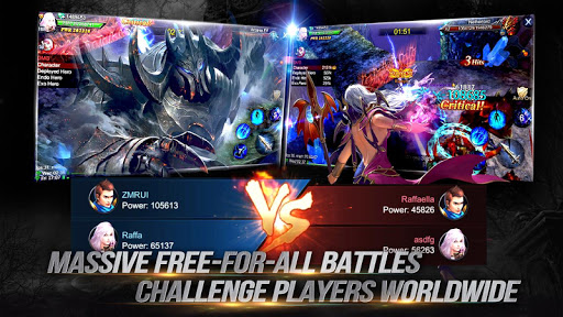 Goddess Primal Chaos – Free 3D Action MMORPG Game cheathackgameplayapk modresources generator 3